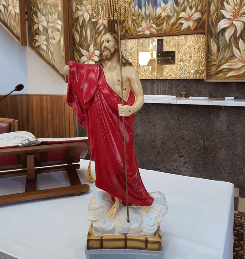 Kościół Bierwce Wnętrze 2